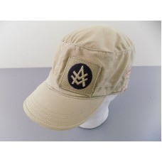 A KURTZ $75 WOMEN VINTAGE Baseball Cap HAT 100% Cotton SIZE Adjustable Beige S18  eb-83747065