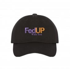 FedUP Embroidered Dad Hat Baseball Cap  Many Styles  eb-22380991