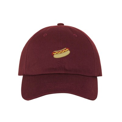 HOT DOG Dad Hat Embroidered Hats  Many Colors  eb-24268764