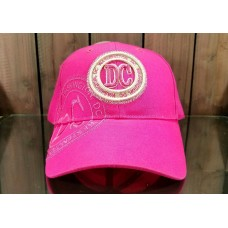 Robin Ruth Washington DC Mujers Hat  Khaki Pink  Embroidered Strapback Cap NWT  eb-56310176