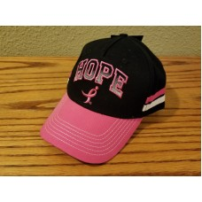 SUSAN G KOMEN HOPE Misty Morning V2 Hat Cap One Size Fits Most NEW WITH TAG  eb-70543139