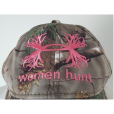 Under Armour Mujer's Camouflage Mujer Hunt Snapback Hat Cap Adjustable Pink Logo  eb-50688436