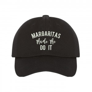 Margaritas Made Me Do It Embroidered Dad Hat Baseball Cap  Many Styles  eb-11869576