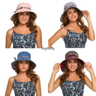 Foldable Floppy Wide Brim Sun Travel Beach Cap Hat AGSG 01  eb-55895007