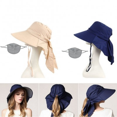 s Quick Dry Anti UV Wide Brim Sun Hat Cap Cycling Headwear Breathable  eb-04652253