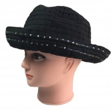 Villager Liz Claiborne Womans HAT TurnedUp Brim   eb-40960623