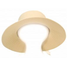 """Naturally Yours""  Classic Tan Khaki Wide Brim Floppy Sun Hat by Calico Caps  eb-92587588"