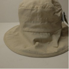 Ciba UV Absorber Mujers Wide Brim Floppy Hat Cap One Size 100% Cotton  eb-33578942