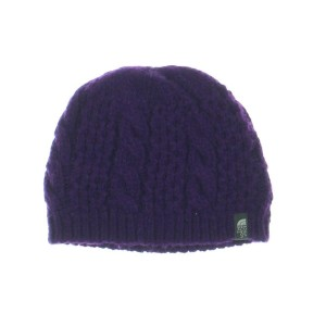 The North Face s Cable Minna Purple Cable Knit Beanie Hat O/S BHFO 0504  eb-81546174