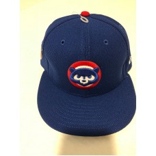 Chicago Cubs Spring Training AZ 2017 Sz 7 1/8 New Era 59FIFTY Blue Red Bear Hat  eb-62271947