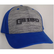 Hat Cap Ford F150 Truck Blue Grey Black CF  eb-17289936