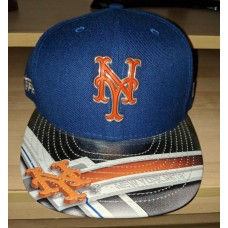 New York Mets hat adjustable new era and topps new never worn 9forty MLB  eb-68829524