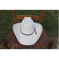 Texas Hat Co Shangtung Cowboy Hat. Size 6 7/8. Crown 5. Brim 3 7/8.   eb-66652290