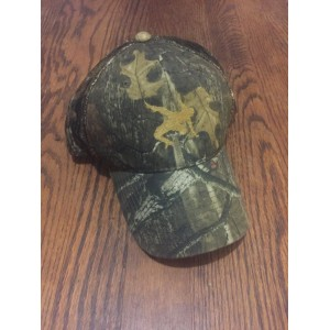 The Matt Hatter Embroidered Camo Wrestling Hat  eb-92698902