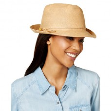 August Hats Forever Fedora  Natural  One Size 766288172609 eb-52895912
