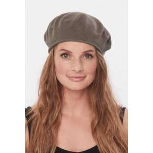 ChemoHair Loss NWT Parkhurst Basic Beret  #30016 with Sunguard 100% cotton  eb-01335470