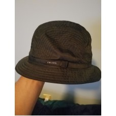 Prada nylon bucket hat  L  eb-75675654