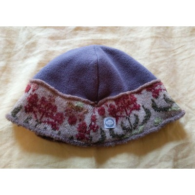 XOB Repurposed/Upcycled Winter Hat by icebox Knitting OS Great Fall Colors NWOT  eb-28217216