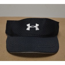 UNDER ARMOUR Black Mujer's Adjustable Visor  eb-17861055