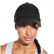 Calia by Carrie Underwood Faux Leather Black baseball cap hat. Brand New  eb-24921984