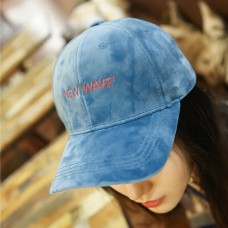 Winter Hat New Wave baseball cap for women hat Kpop Dad hat velvet black cap  eb-78283706