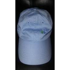 Ladies cotton blue baseball cap. Nwot  eb-88930554