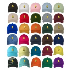 AVOCADO Embroidered Low Profile Fruit Baseball Cap Dad Hats  Many Colors  eb-29856375