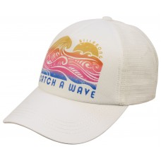 Billabong Aloha Forever Mujer's Trucker Hat  Cool Wip  New  eb-98941292
