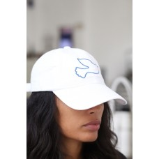 Dove of Peace dad hat  white  cap baseball  Zeta Phi Beta  eb-68295597