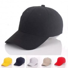 Gentlmen Mujers Cotton Cap Polo Baseball Cap  Summer Adjustable Hat washed  eb-65631821