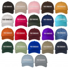 Pssy Grabs Back Embroidered Baseball Cap Many Colors Available   eb-43840647