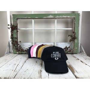 But First Coffee Embroidered Baseball Cap Dad Hat  Many Styles  eb-83125528