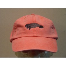 MANATEE WILDLIFE HAT WOMEN MEN EMBROIDERED BASEBALL CAP Price Embroidery Apparel  eb-86663762