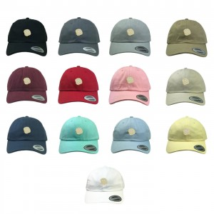 SHELL Yupoong Classic Dad Hat Embroidered Beach Seashell Cap Hats  Many Colors  eb-70860738