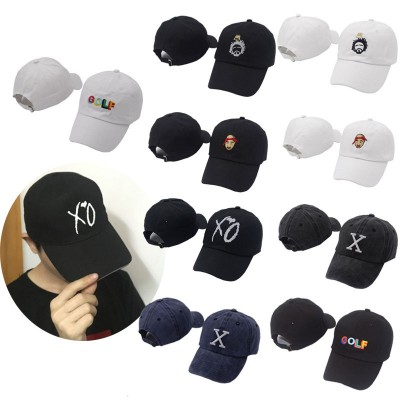 Unisex XO Hat The Weeknd Strapback Cap The Weeknd Tyler The Creator Golf Hat New  eb-28362355