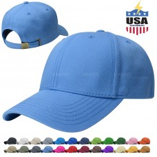 Constructed Baseball Cap Hat Cotton Adjustable Polo Style Plain Solid Hombres Mujer  eb-13737811