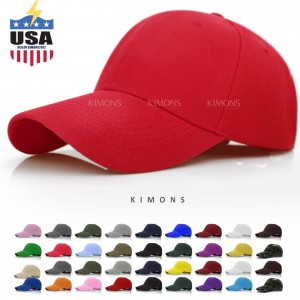 Loop Plain Baseball Cap Solid Color Blank Curved Visor Hat Adjustable Army s  eb-53386391